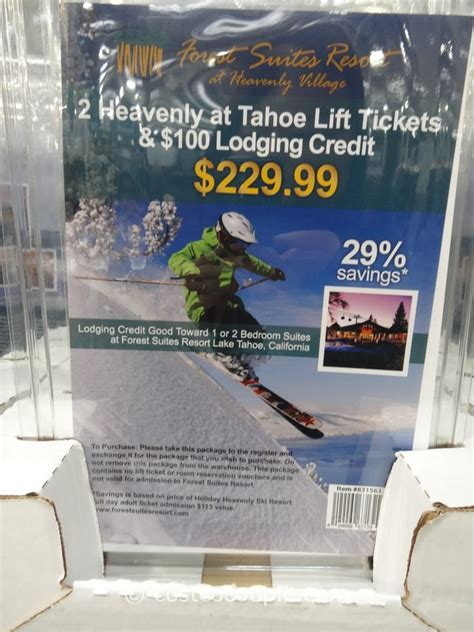 24 hour fitness membership - Heavenly Ski Gift Card
