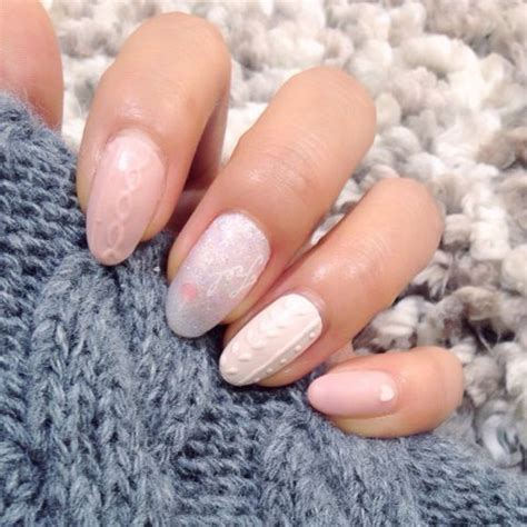 knit pattern nails keep warm this winter with cosy knitted sweaters for your