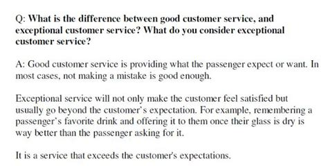 Cabin Crew Question And Answers by Journey Through More Cabin Crew Q A Sles