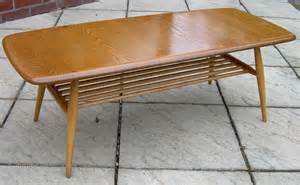 antiques atlas ercol quot golden quot coffee table