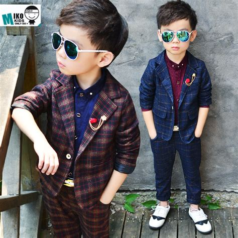 baju anak jsp962 swag style 09 children clothing boys sets 2016 boys