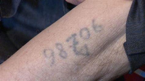 holocaust tattoo history jewish serial number night english 10 pinterest
