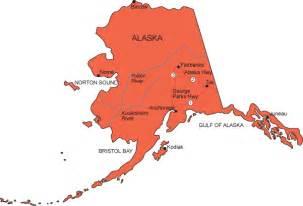 ak map alaska state maps