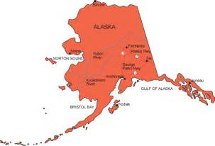 us map alaska state ak map alaska state maps