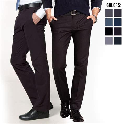 Celana Industrie Import Malaysia buy celana formal pria slim fit banyak warna dan motif best selller premium quality deals