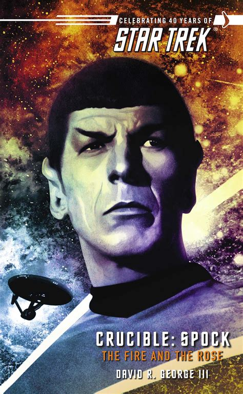 trek the original series trek the original series crucible spock the