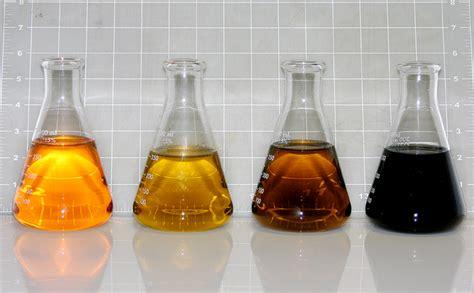 what color is diesel fuel motorinin rengi