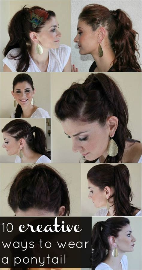 ways to put a bob in a ponytail 157 best images about hair on pinterest inverted bob