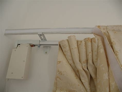 track curtain l shape double wall bracket for cl200t cl200b and