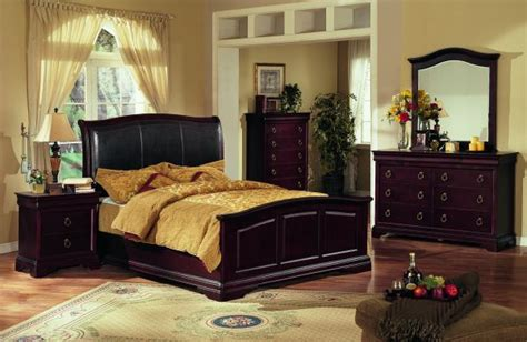 bedroom funiture the charm and essence of real wood bedroom furniture my home style