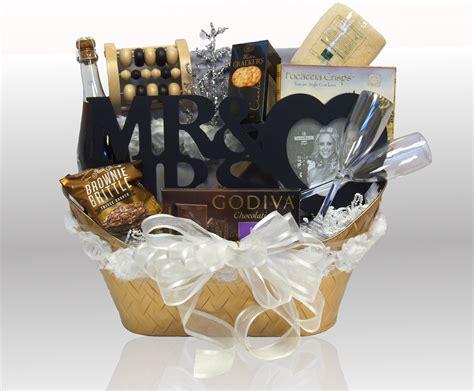 Wedding Gift Hers Uk by Wedding Toast Gift Basket Gifts Azelegant Gifts Az