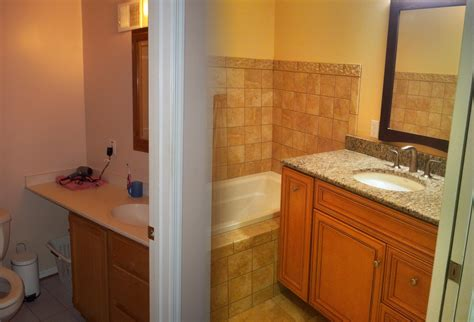 how to remodel a small bathroom before and after 1960s bathroom renovation before and after