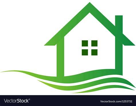 house logo design vector eco house logo vector by deskcube image 1253732