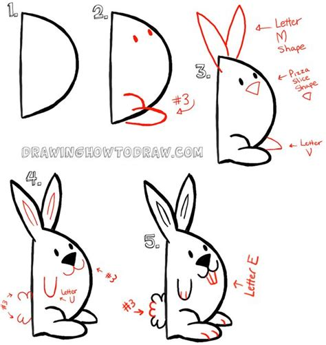 Drawing B Letter by 17 Best Images About Drawing Animals With Numbers On