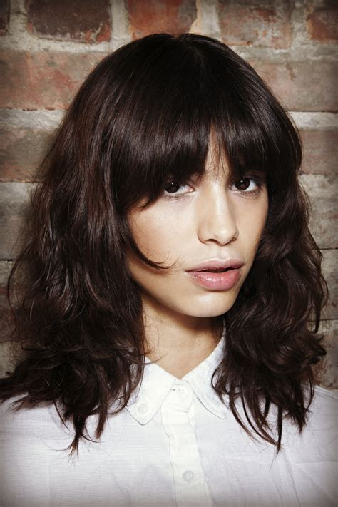 are bangs popolar in 2015 the 50 best bangs for fall 2015 stylecaster