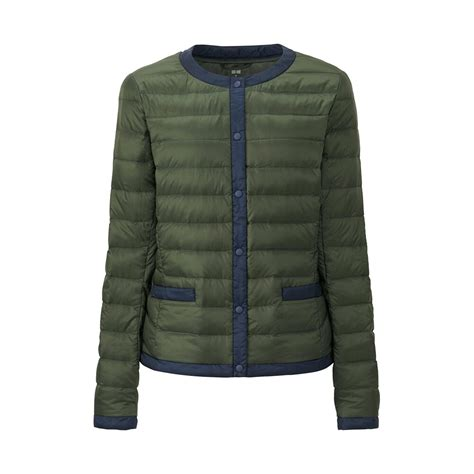 Ultra Light Jacket S by Ultra Light Compact Jacket Color Block Uniqlo
