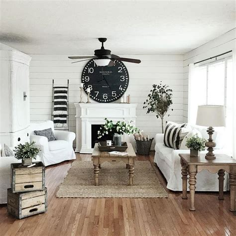 Farmhouse Living Room Wall Decor Best 20 Farmhouse Living Rooms Ideas On