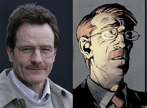 bryan cranston jim gordon will commissioner gordon appear in batman v superman