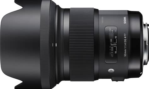 Sigma 50mm F1 4 Dg Hsm For Nikon Free Lenshood sigma 50mm f1 4 dg hsm lens for nikon