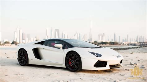 rent lamborghini aventador roadster in dubai number one