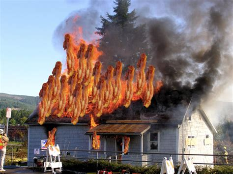 how to burn down a house bacon used by crazy ex to burn down house bacon sports