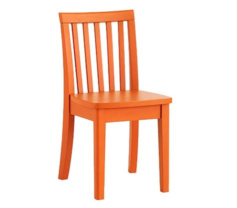 Carolina Chair by Carolina Play Chair Orange Pottery Barn