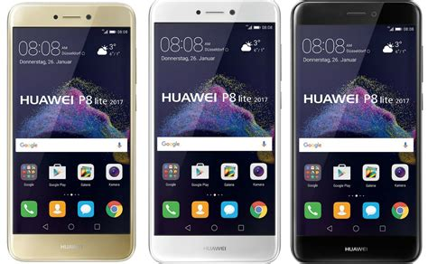 p8 lite 2017 android community huawei p8 lite 2017 launched with android 7 0 nougat a of the pre mobile world congress
