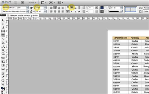 qt tutorial table quick tip create an indesign table from an excel file
