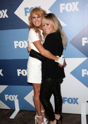 demi lovato and paulina rubio sisters 67 best images about paulina rubio on pinterest