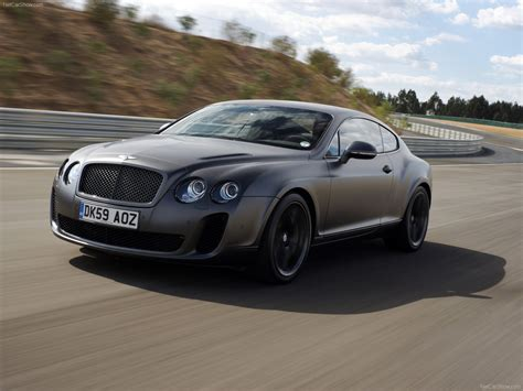 bentley continental supersports wallpaper bentley continental supersports 2010 picture 10 1600x1200