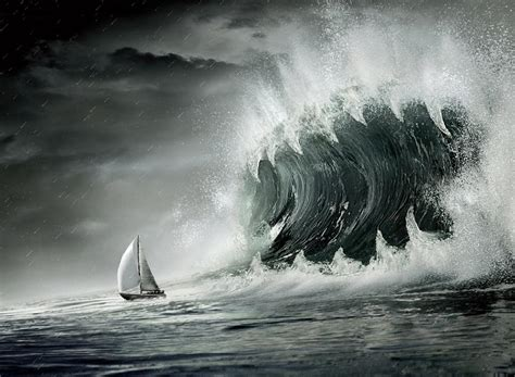 sailboat in storm olympic sailing tickets storm and sailing