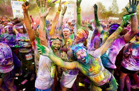 color run la color run la corsa pi 249 allegra pianeta protagonista
