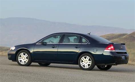 2007 chevrolet impala ltz photo