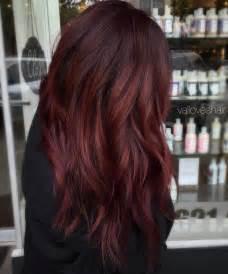 maroon color hair 50 shades of burgundy hair burgundy maroon
