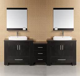 Design Bathroom Vanity by Double Sink Vanity Designs In Gorgeous Modern Bathrooms