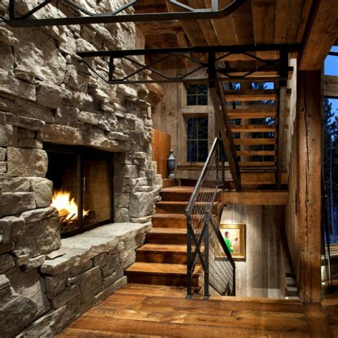 rustic fireplaces 20 amazing fireplace design ideas for cozy rustic