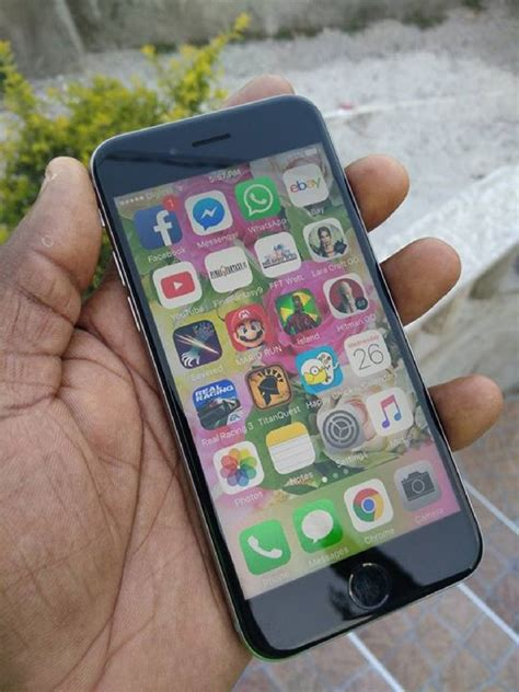 iphone 6s for sale in may pen clarendon phones