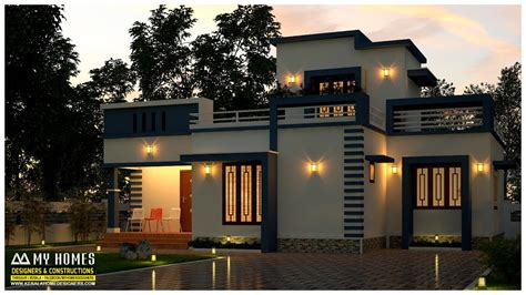 beautifully and affordable kerala low budget houses for