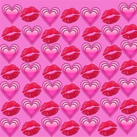 emoji lips wallpaper lip emoji wallpaper
