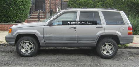 jeep grand cherokee green 1998 jeep grand cherokee laredo suv cars trucks html
