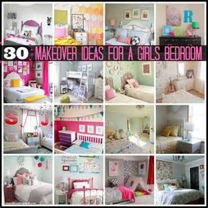 room makeover ideas 30 girls bedroom makeover ideas becoming martha
