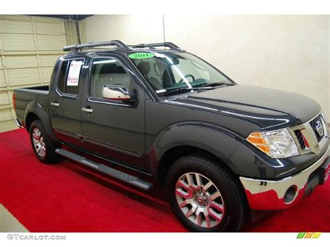 2011 armor metallic nissan frontier sl crew cab 66774020 gtcarlot car color galleries