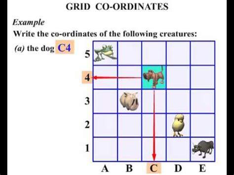 year  grid coordinates youtube