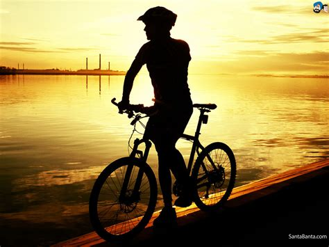 bicycles wallpaper