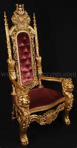 low cing chair products gt accent chairs thrones gt throne chairs