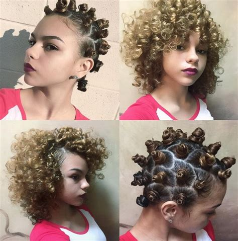 is the gerri curl out of style best 25 knot out ideas on pinterest bantu knot out