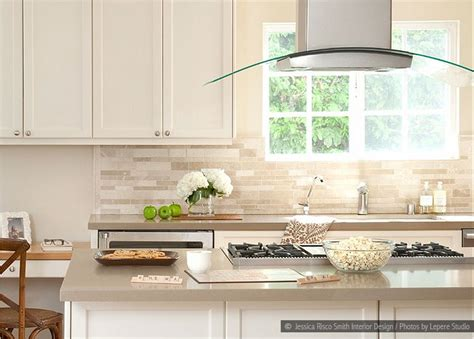 Backsplash Ideas For White Cabinets White Cabinets Cream Kitchen Backsplash White Cabinets