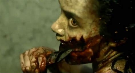 hollywood movie evil dead part 1 take a peek at the necronomicon from the evil dead remake