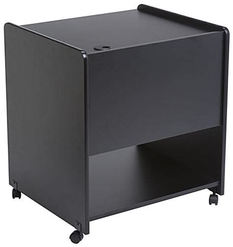 computer trolley desk computer trolley desk 4 rolling casters