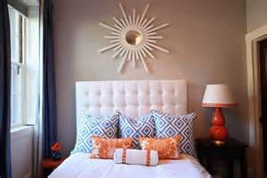 Orange And Blue Home Decor by Blue And Orange Bedroom Panda S House